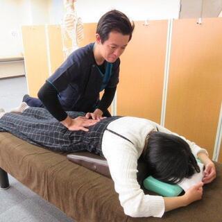 自宅で腰痛解消!専門施術でカラダリフレッシュ!の画像