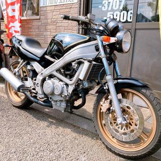 ホンダ VT250 スパーダ 黒