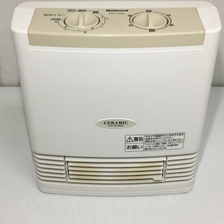 National(ナショナル)★電気ファンヒーター★DS-F12...