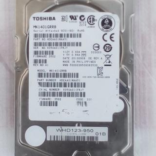 ハードディスクhdd TOSHIBA 147GB SAS 2.5...