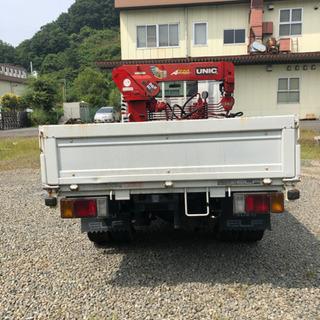 金額交渉受け付けます!H18年いすゞエルフ!4ナンバークレーン車!2トン吊り三段 − 東京都