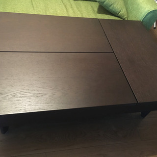 [再値引き]収納付き センターテーブル[美品]