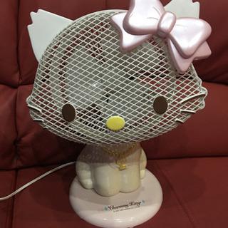 【また値下】チャーミーキティ パーソナル扇風機
