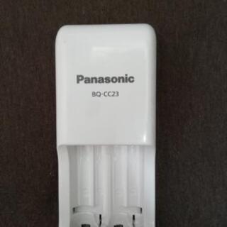 【値下げ】単3形・単4形 充電式電池専用急速充電器 BQ-CC23
