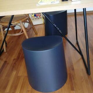【取引中】無印椅子(ブラック)×1