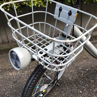 子供用自転車 bikke 16インチ 補助輪あり