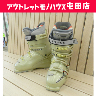 LANGE ラング スキーブーツ venus5 23.5cm ア...