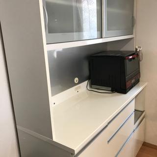 【値下げしました】キッチンボード リビングボード キッチン収納 ...