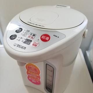 【恵庭】タイガー 電気ポッド 2006年製 PDK-A300 3...