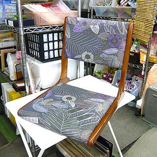 札幌 和風 折り畳み 座椅子 コンパクト 収納便利 おりたたみ ...
