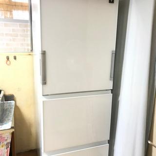 美品 SHARPプラズマクラスター冷凍冷蔵庫356L