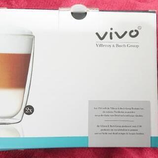 【未使用】vivoグラス 350ml