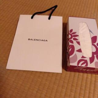 バレンシアガ ショップ袋