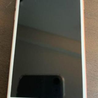 SIMフリーiPhone6s ローズピンク64g