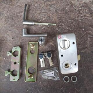 MIWA 集合住宅玄関用 鍵セット 未使用