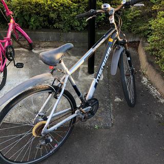 だれか買って!カッコいい自転車 なくなくの値下げ(ノ_<)