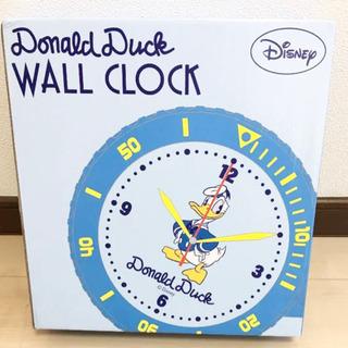 ディズニー ドナルド 掛時計