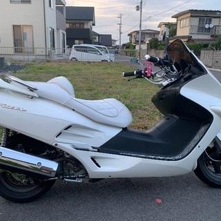 ホンダ フォルツァmf06 250ccビックスクーター
