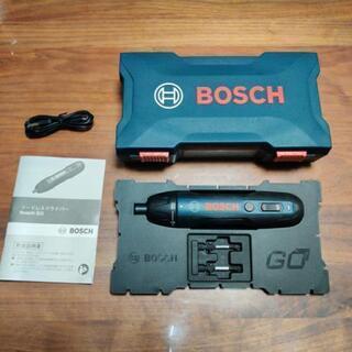 【新品】【未使用】BOSCH コードレスドライバー PUSH GO