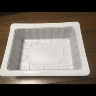 【豆腐の空き容器20個】メダカの卵の選別や針子の飼育容器に (オ...