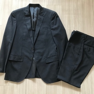 MALE&Co. メンズセットアップスーツ Y4サイズ ブラック