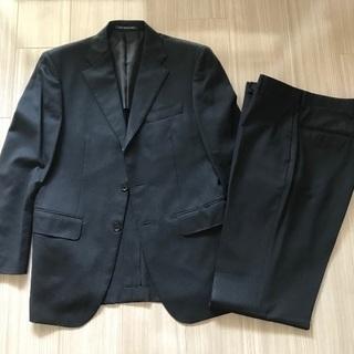 タカキューTAKA-Q メンズセットアップスーツ A4サイズ ブラック