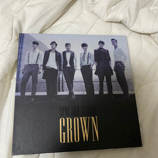 2PM 3RD ALBUM CROWN