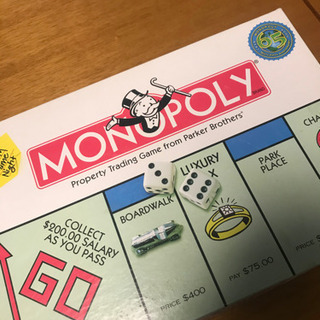 Monopoly 英語版