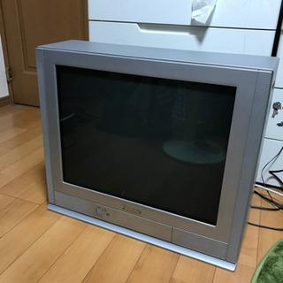 パナソニック 25型ブラウン管テレビ