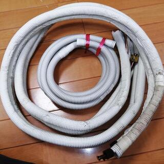 エアコン ペアコイル 銅管(2分3分) ドレンホース セット