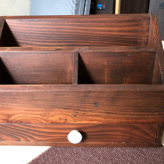 ハンドメイド  収納BOX