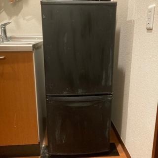 ナショナル(旧パナソニック) 冷凍冷蔵庫135L