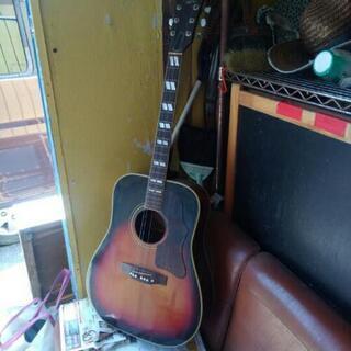 Chaki  W-3 アコースティックギター チャキ 茶木