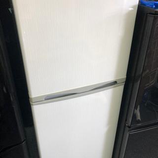年式浅め冷凍冷蔵庫