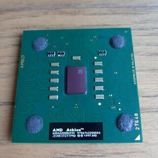Athlon XP 2200+ AXDA2200DUV3C So...