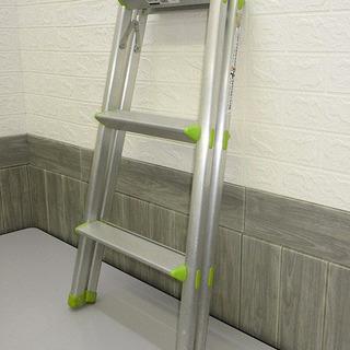 stp-0360 ピカ 脚立 3段 グリーン Pica 軽作業用 作業台 踏台 踏み台 ステップ 踏台 ステップボード 屋内 足場 現場 園芸用品 折り畳み 機材 洗車 掃除 - 生活雑貨