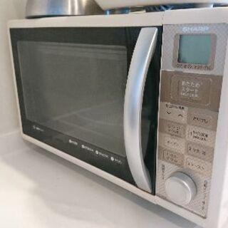 SHARP オーブンレンジ RE-SX10-C