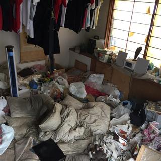 【ゴミ屋敷のまるごとお片づけ・お掃除いたします】【生活応援隊 洗...