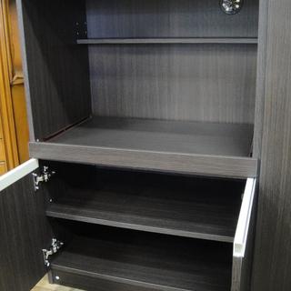 キッチンカウンター レンジボード キッチンボード キッチン収納 食器棚 - 札幌市