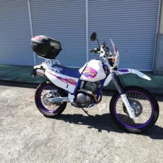 ヤマハTTR レイド250
