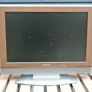 【081904】19型液晶テレビ リモコンなし 船井電機ATHL...