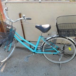 MIYATA 中古自転車 24インチ