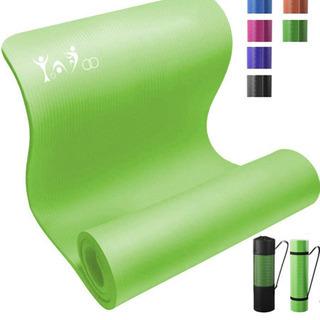 ヨガマット 緑 柔らかい 品質いい 新品未開封