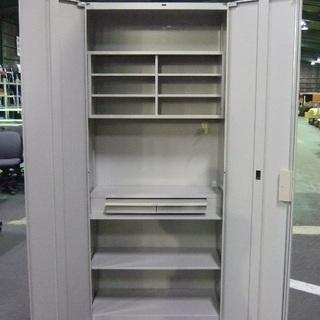 【中古】キッチンキャビネット 食器棚 イトーキ 高さ2135mm...