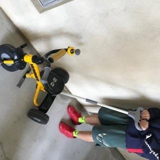 HUMMER 三輪車 手押し棒付き − 沖縄県