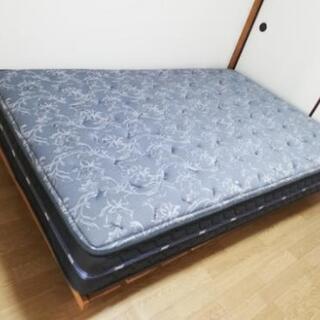 フランスベッド☆定価¥145800マットレスセミダブル