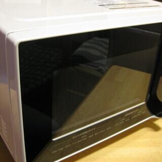 電子レンジ 日立 HMR-FT183 ホワイト ほぼ新品