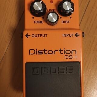 ギター用エフェクター BOSS DS-1 Distortion