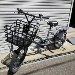 イオンバイク 子供のせ自転車 20型 3段変速 ビルゴロッコ 自転車