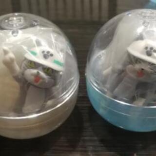 現場猫 フィギュア Ver2ガチャ 二種